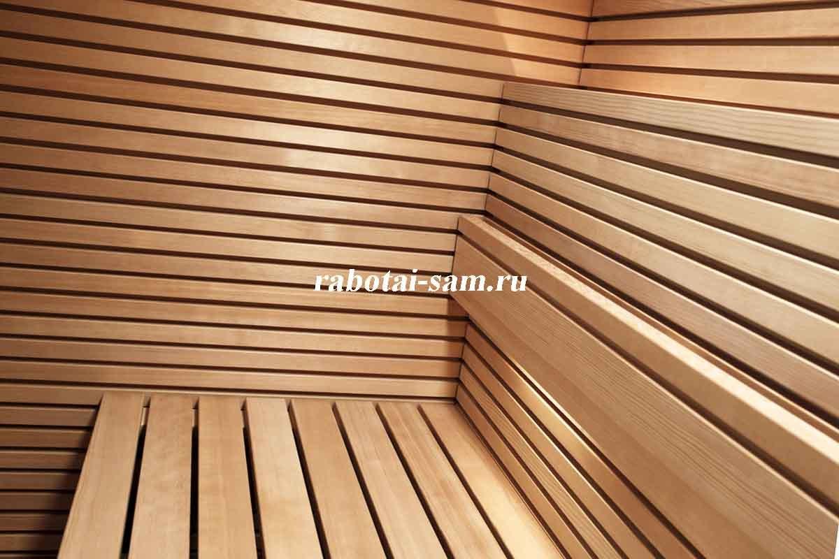 Выбираем лучшую древесину для строительства и отделки бани
