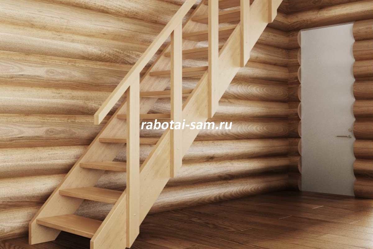 Лестницы в доме своими руками фото 514