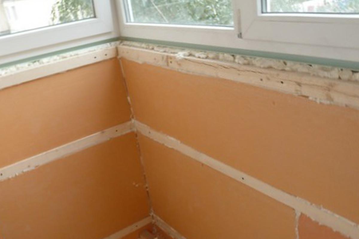 Как утеплить балкон пеноплексом - пошаговая инструкция.