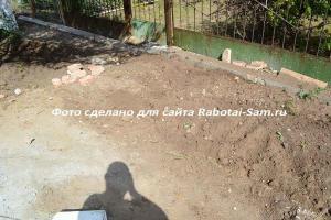 земля сверху септика - возможность для посадки растений и использование площади