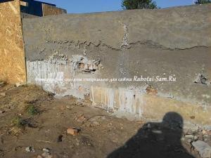 Обновление фундамента кирпичного дома
