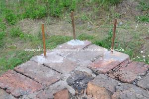 Правильный ремонт фундамента под кирпичный дом