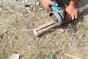 Как сделать красивые ворота из металла своими руками