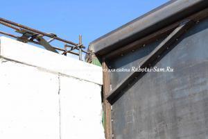 Правильное сваривание ворот гаража