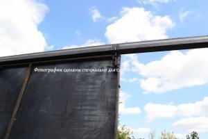 Как сварить надежные ворота в гараж: инструкция пошагово