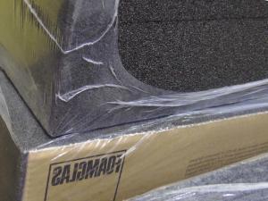 Плиты пеностекла для строительства и утепления