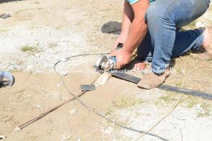 Гараж со стенами из пеноблока: фотоинструкция как надо строить