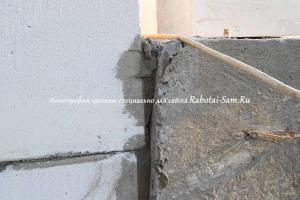 Фото постройки гаража из пеноблоков и инструкция по его возведению