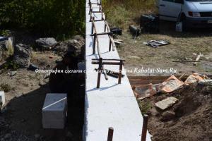 Пошаговое строительства гаража из пеноблоков: что надо учитывать