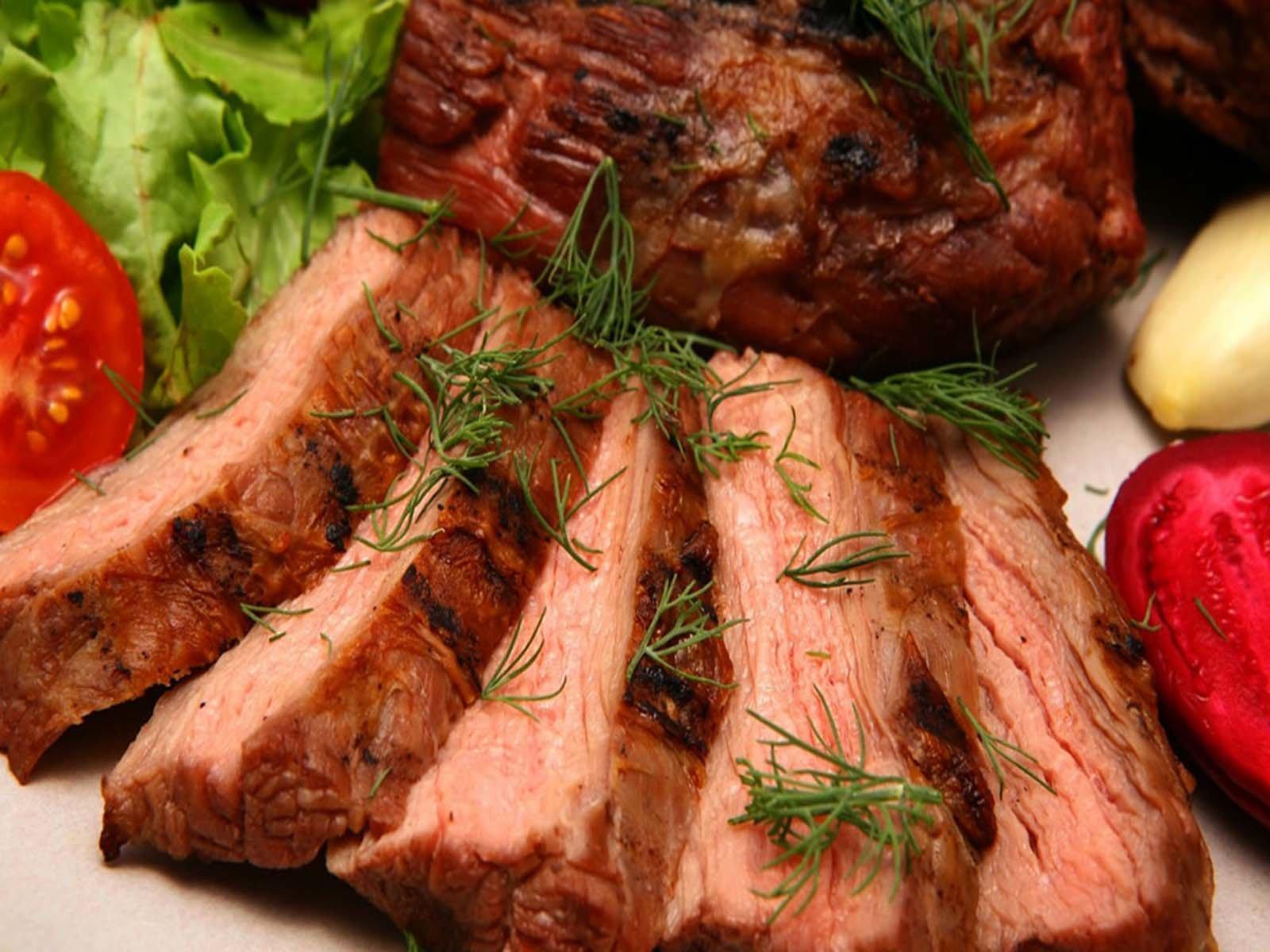 Обработка мяса дымом