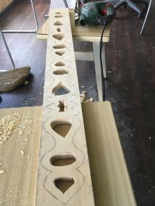 Конструирование деревянных рам туалета