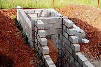 Погреб на даче своими руками: типы сооружения, особенности, выбор места на участке. Оптимальная последовательность строительства своими руками
