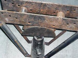 Гнем трубки с помощью самодельного портативного трубогиба