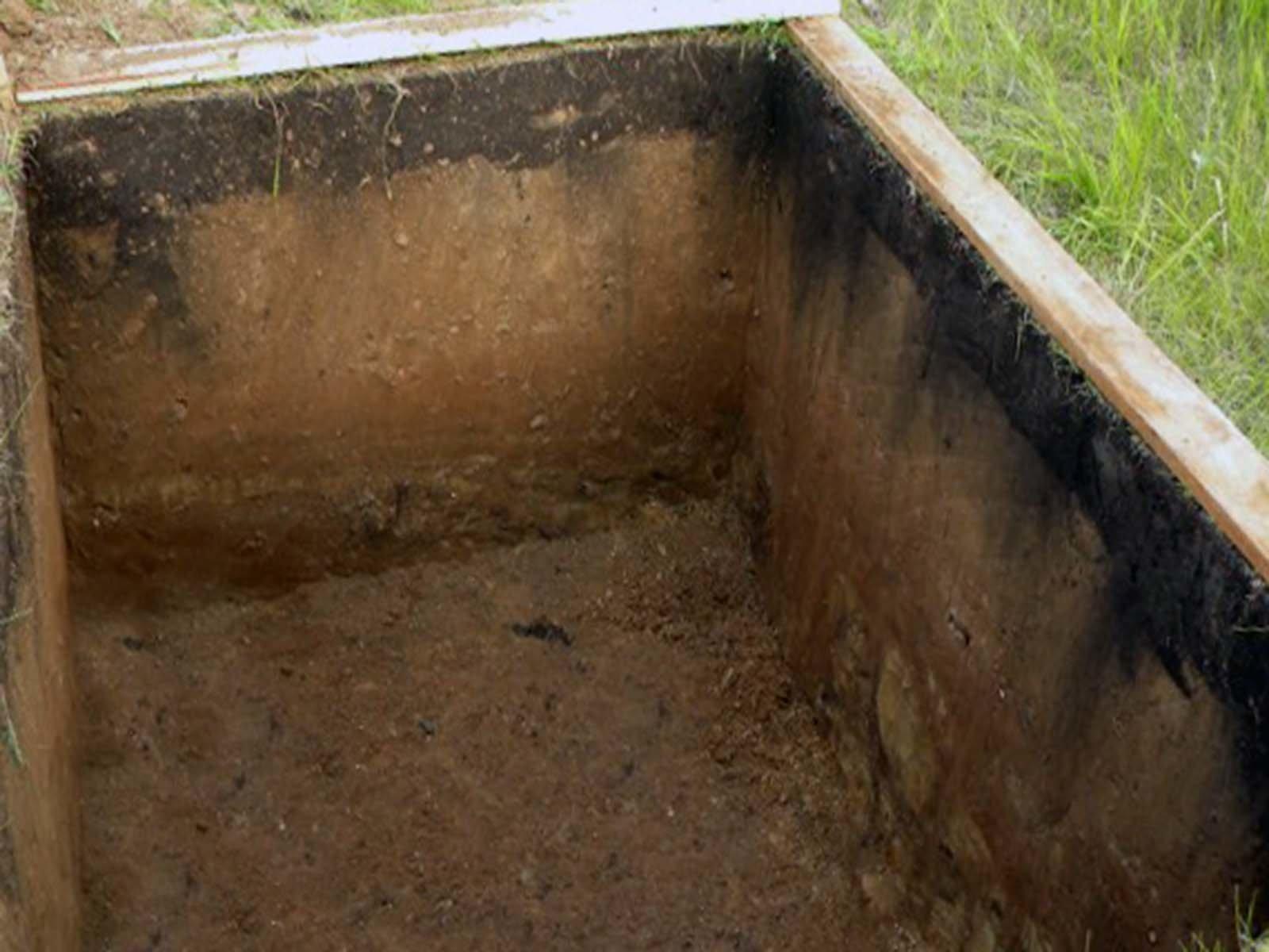 Яма для погреба в частном доме