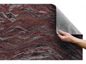 Цветной лист гибкого камня.