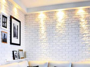 Выбираем гипсовый кирпич для отделки стен