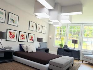 Декор комнате в стиле минимализм