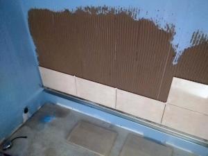 Гидроизоляция стен в душевой кабине