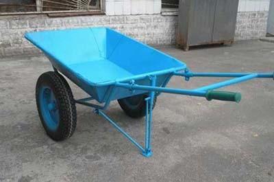 Как сделать своими руками тележку для перемещения грузов?
