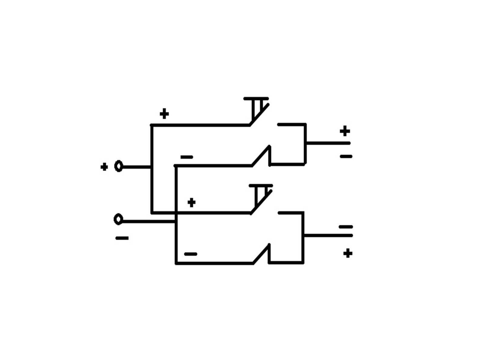 Наглядная схема для подключения реверса лебедки