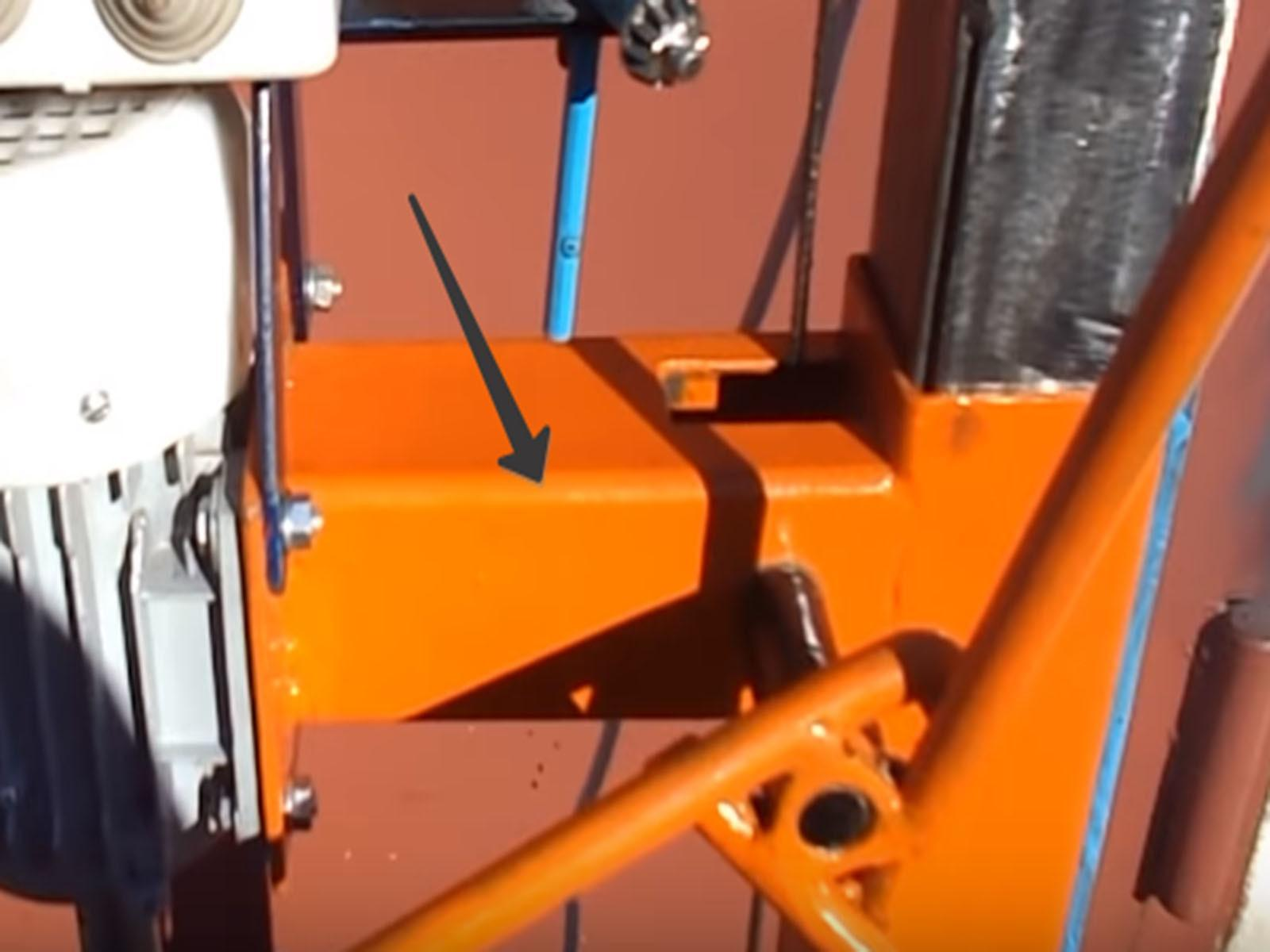 Изготовление держателя электродвигателя сверлильного станка