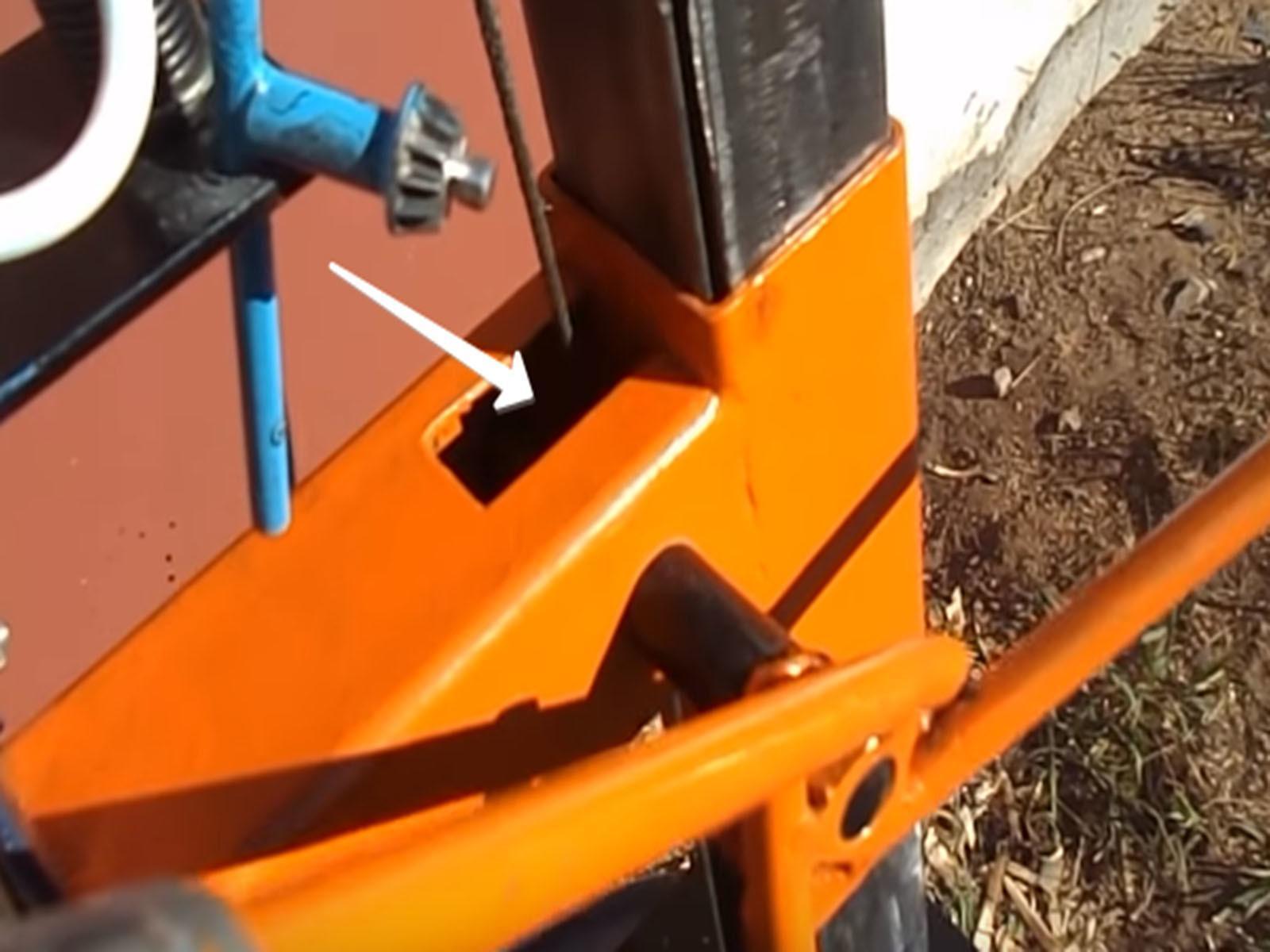 Изготовление оси намотки троса подъема сверлильного станка