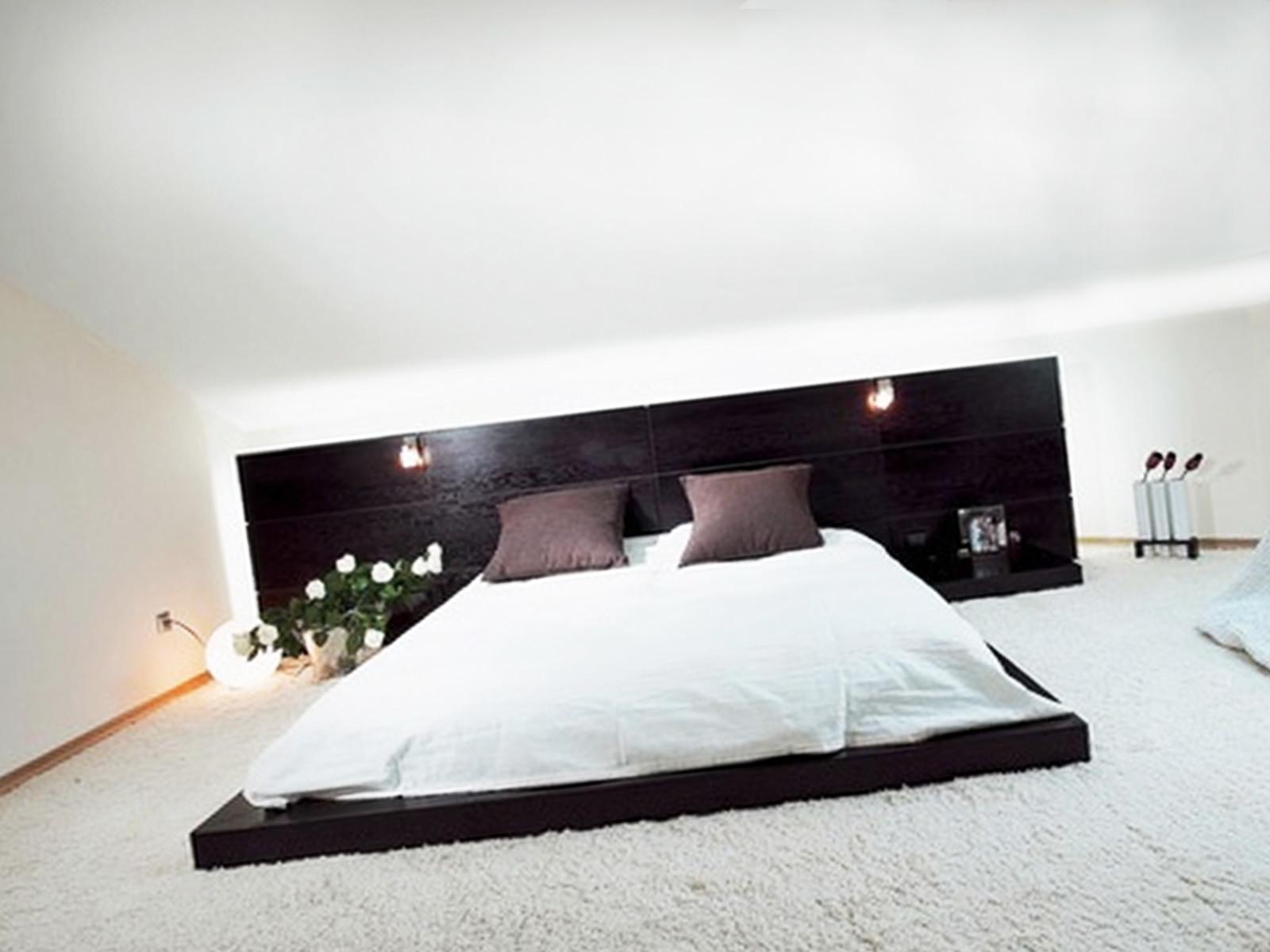 Минимализм для увеличения пространства в маленькой комнате 2019-2020