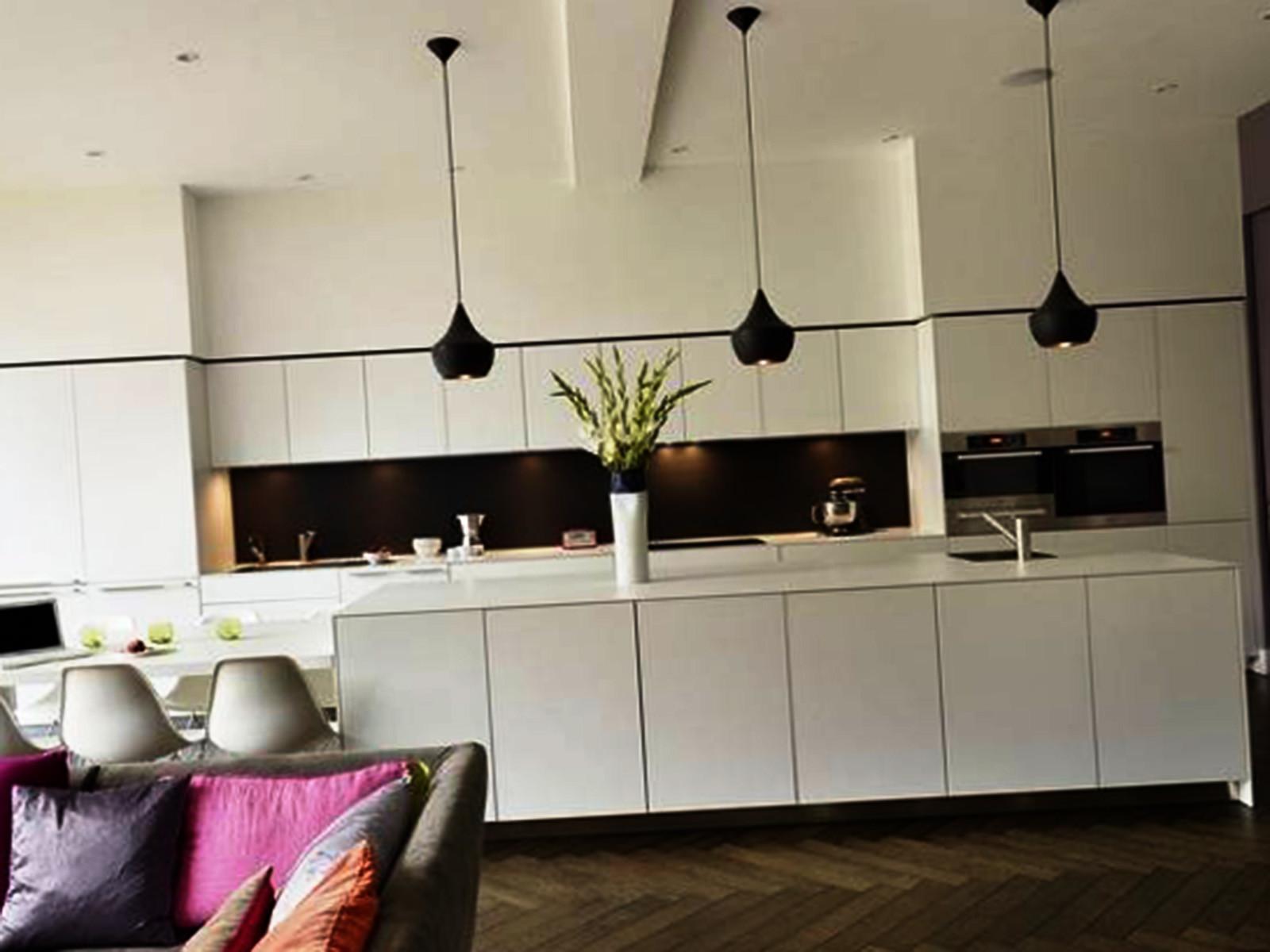 Матовые плафоны для наших лампочек на кухне
