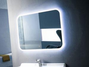 Дизайнерская идея на 2020 год - зеркало с подсветкой