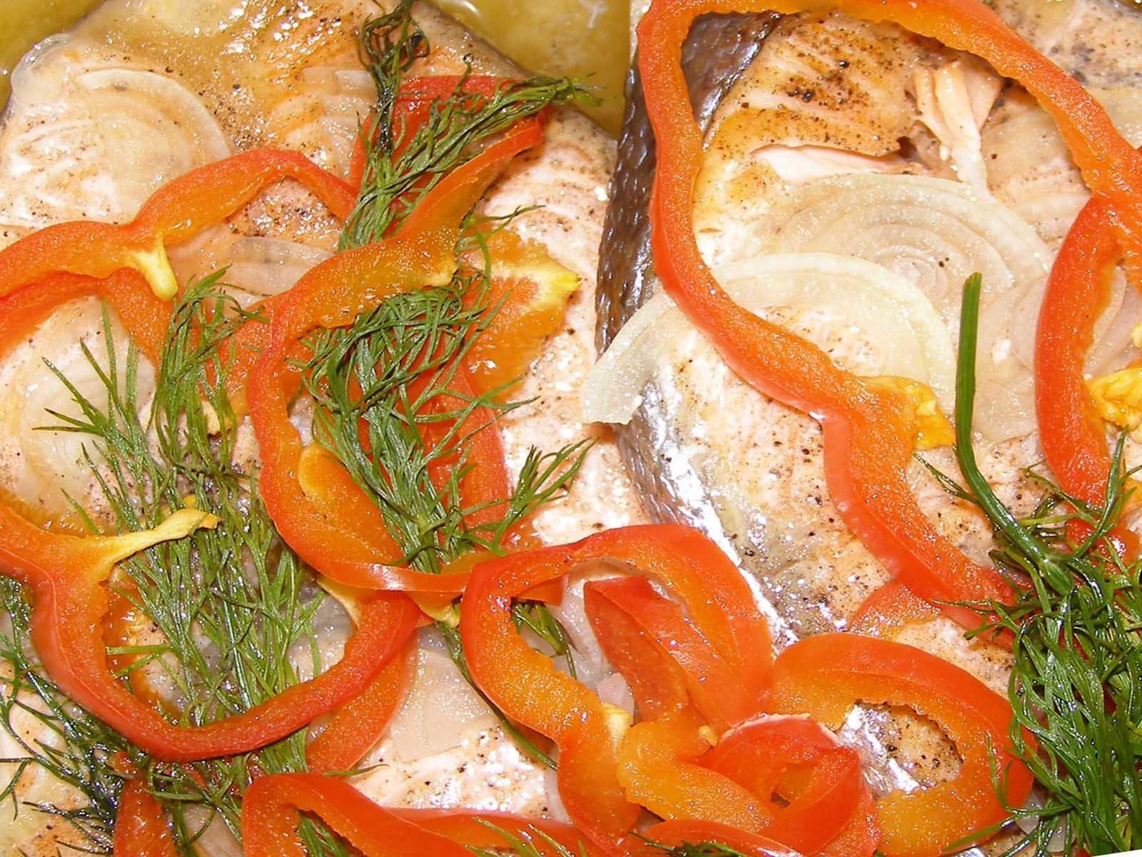 Готовим правильный маринад для рыбного стейка