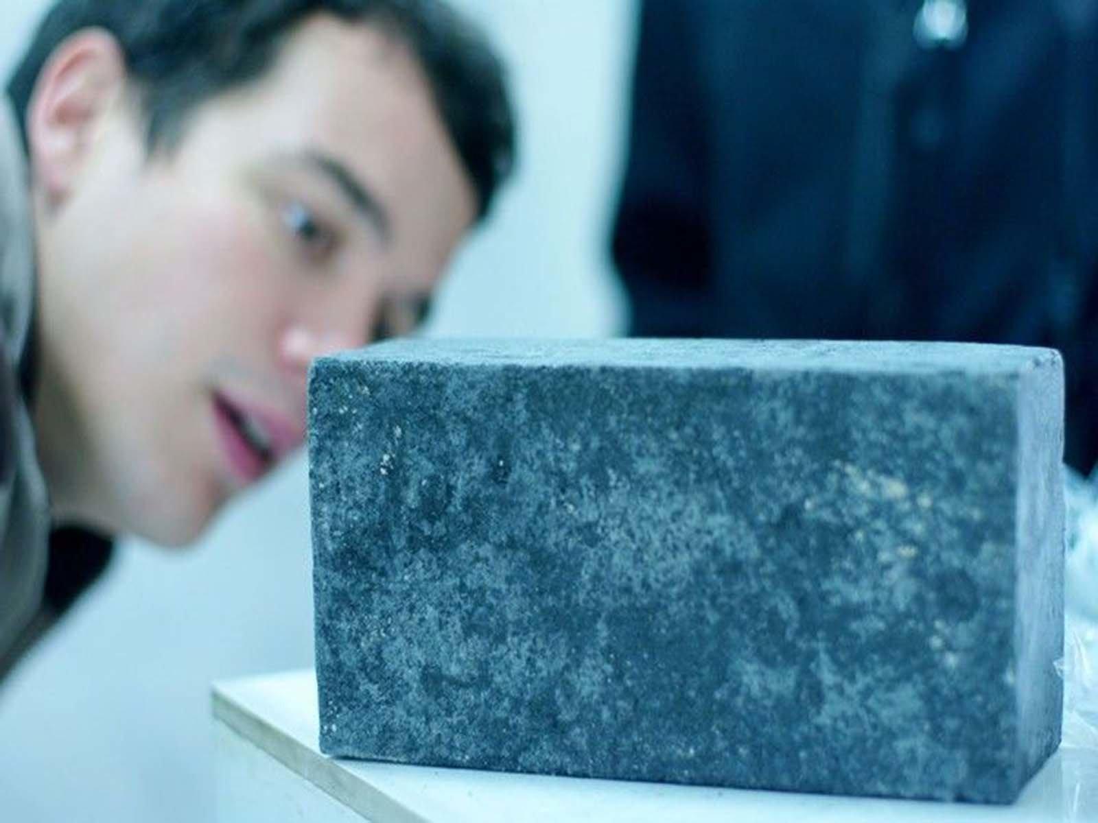 Кирпичи, способны очистить воздух от загрязнения