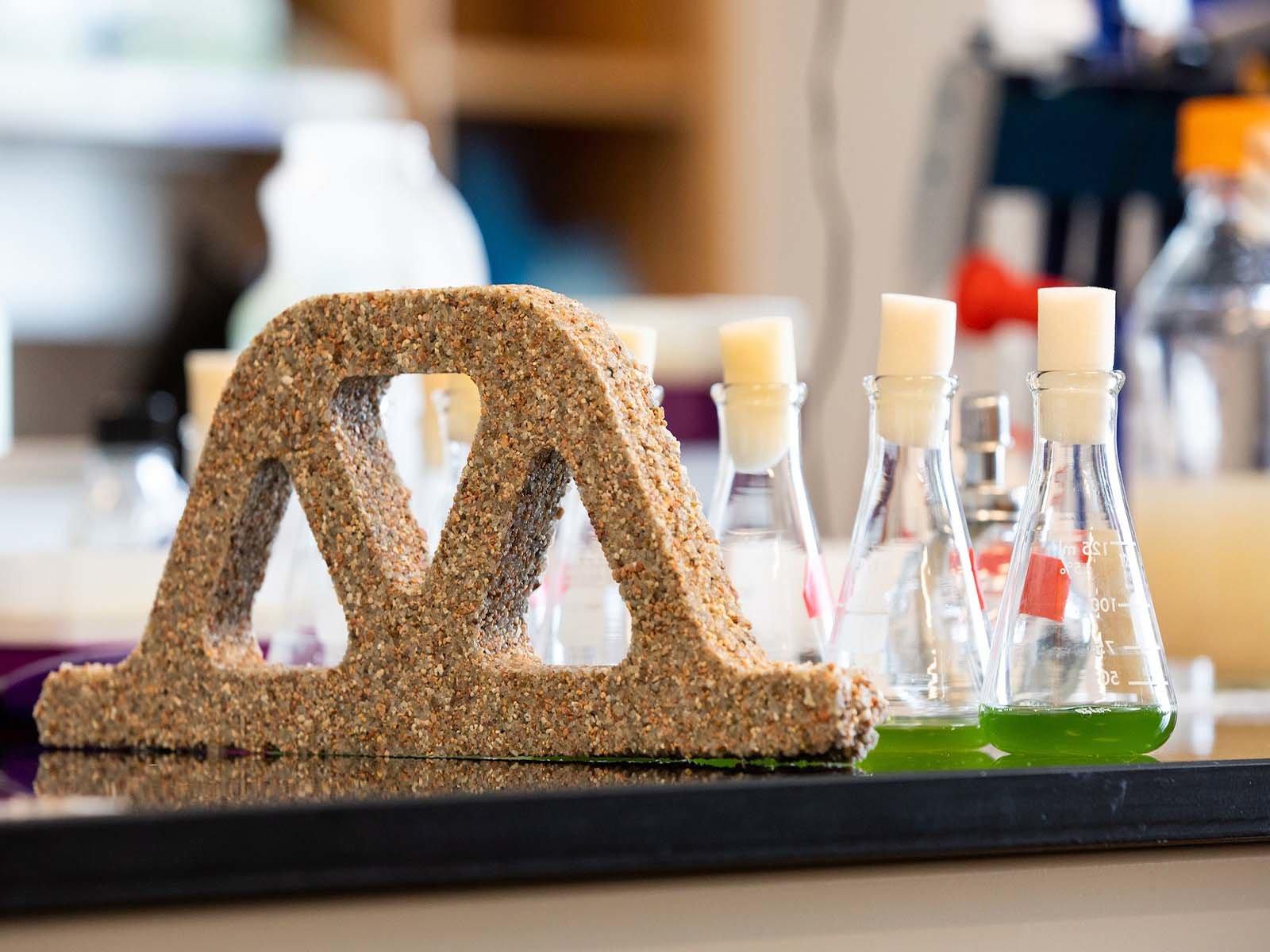 Ученые изобрели экологически чистый кирпич