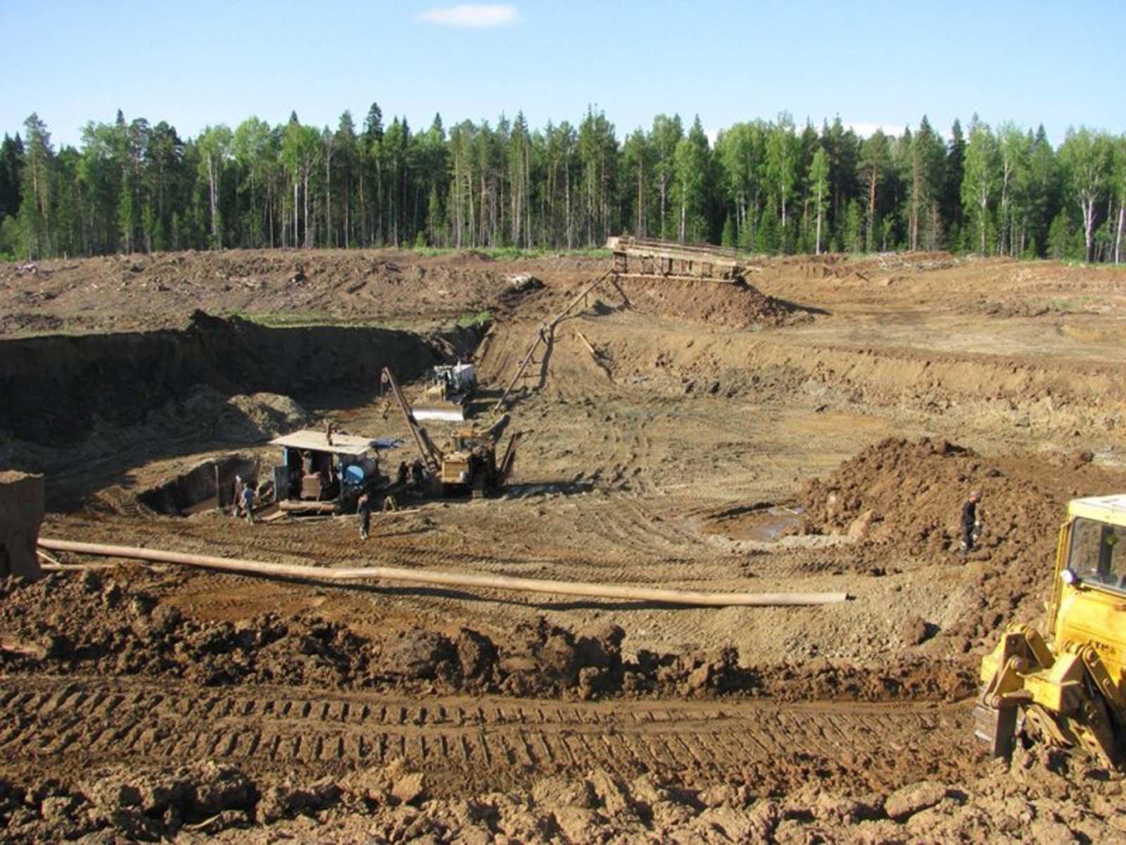в скором времени в Кутыне будут добывать чистое золото