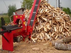 Автоматическая система заготовки дров на зиму