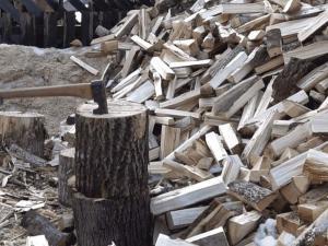 Заготовка дров на зиму своими руками