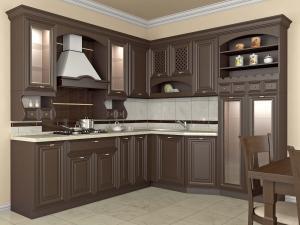Классический стиль для вашей кухни