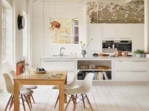 Лучшие решения кухни в скандинавском стиле