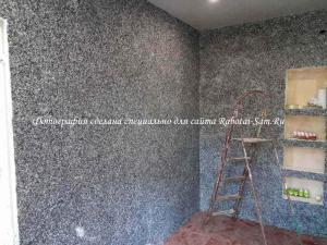 Делаем современную отделку в зале частного дома
