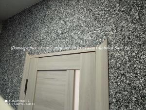 Монтаж вертикальных наличников двери