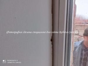 Заделываем откосы на окне без помощи специалистов