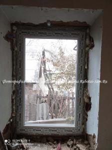 Сегодня делаем откосы в комнате на окне