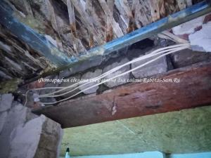 Новая проводка для кухни своими руками под потолком