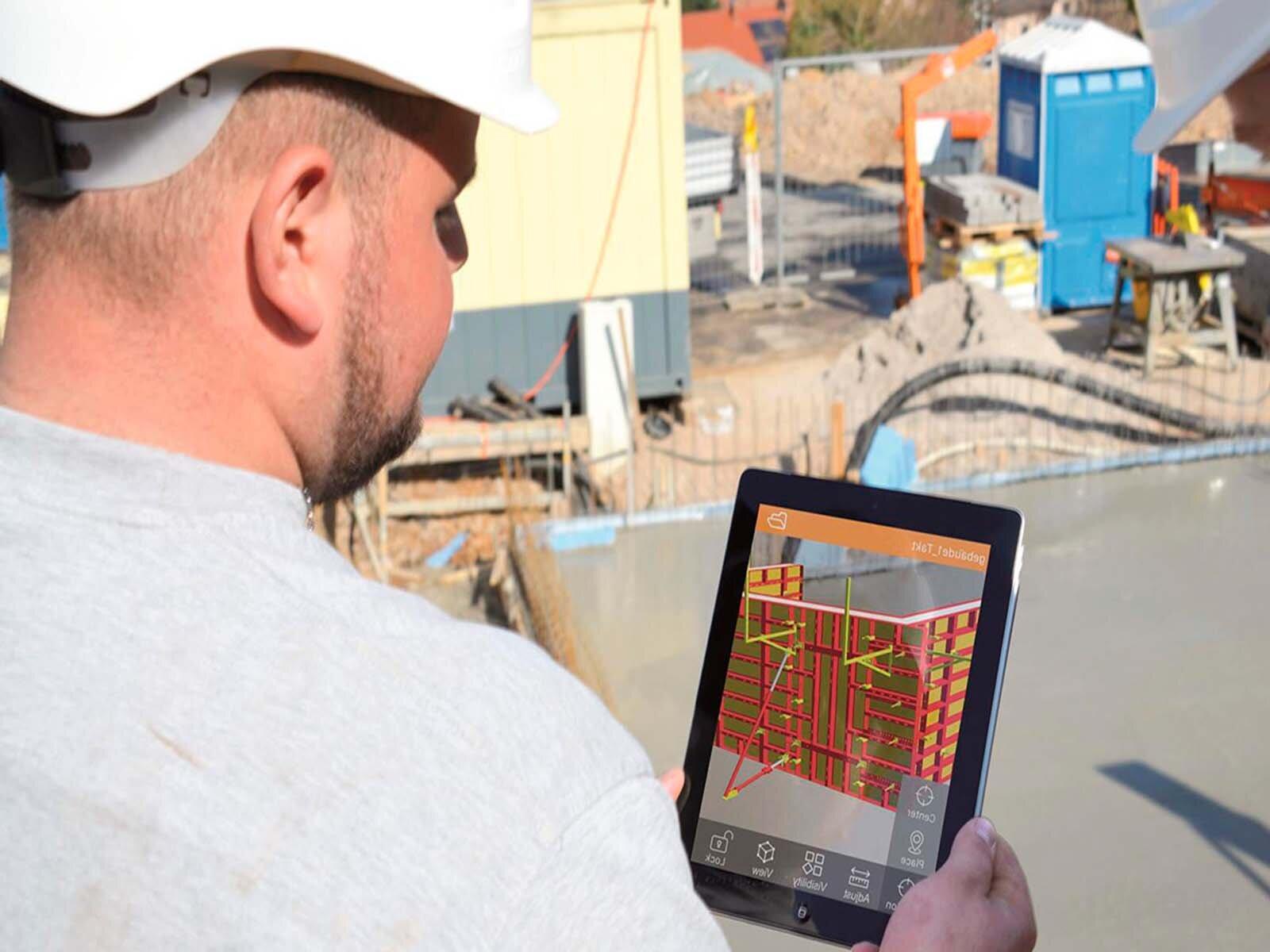 Использование виртуальной реальности в строительстве