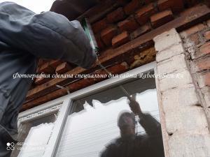 Запениваем окно в частном доме своими руками